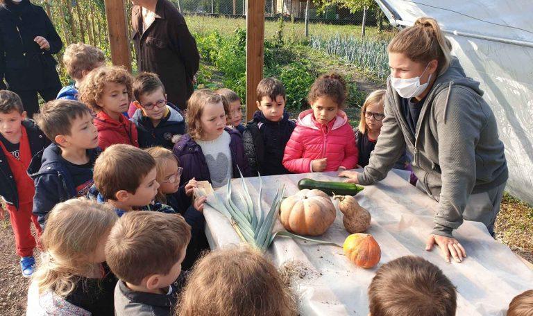 Jardin pédagogique Champcevinel